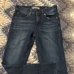 Nautica Dark Blue Jeans